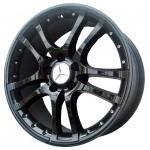 Replica 004 Mercedes 8.5x18/5x112 D66.6 ET45 MB