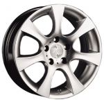 Racing Wheels BM-27 7.5x15/5x120 D74.1 ET15 Silver