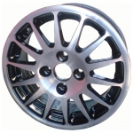 DJ WHEELS DJ100 6x14/4x100 D67.1 ET35 Black