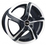 PDW Wheels 267 Defi 6.5x15/5x112 D69.1 ET35 Mirror black